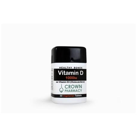 PHP Vitamin D 1000iu 30s