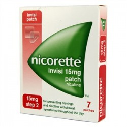 NICORETTE INVISI-PATCH 15MG STEP 2