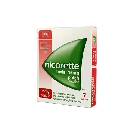 NICORETTE INVISI-PATCH 15MG STEP 2