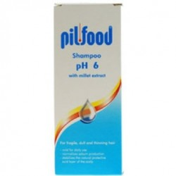 PILFOOD SHAMPOO PH6 200ml
