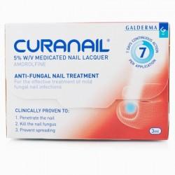 CURANAIL NAIL LACQUER 3ML  5%