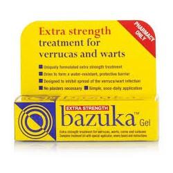 BAZUKA GEL EX/STRGTH 5G gel