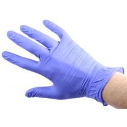 POLYCO BLUE NITRIL P/F LATEX FREE SMALL