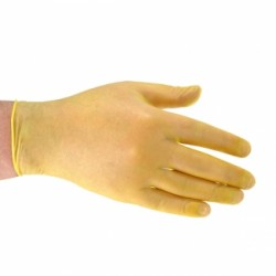 POLYCO SUPER GLOVE SMALL POWDER FREE LATEX