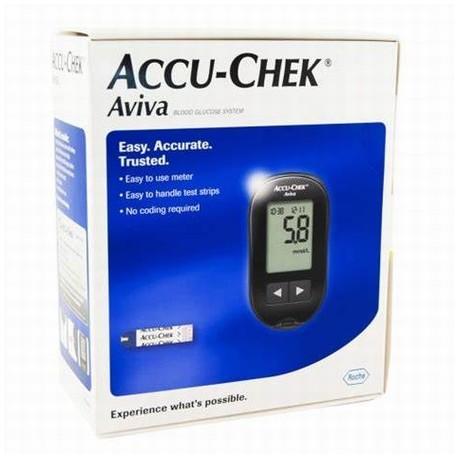 ACCU-CHEK AVIVA BGS blood glucose testing system