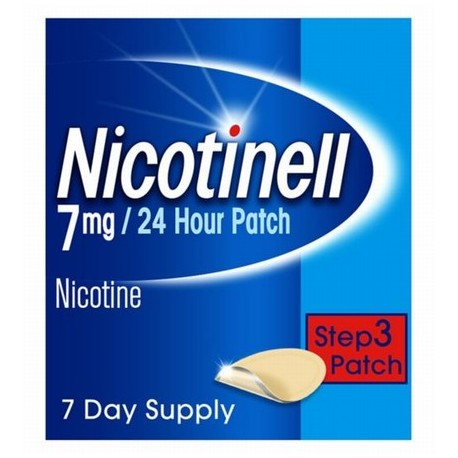NICOTINELL TTS 10 PATCHES 7DAY