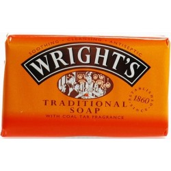 WRIGHT'S COAL-TAR SOAP BATH coal tar