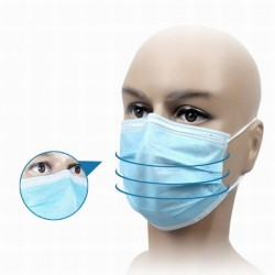 SURGICAL MASK single