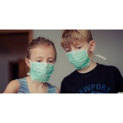 BZU KIDS SURGICAL MASK
