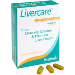 HEALTH AID LIVERCARE 60TABLETS