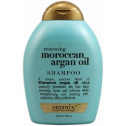 RENEWING MOROCCAN ARGAN OIL SHAMPOO 385ML