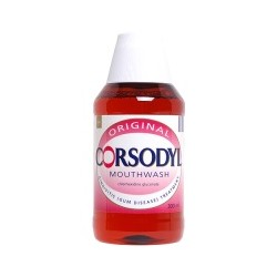 CORSODYL ORIGINAL MOUTHWASH 300ML