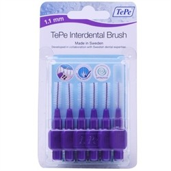 TEPE T/BRSH PURPLE 1.1MM 6 Purple