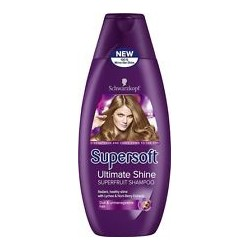 SUPERSOFT ULTIMATE SHINE SHAMPOO