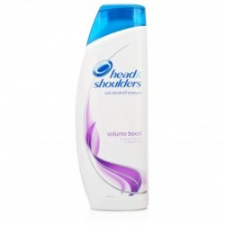 HEAD & SHOULDERS VOLUME BOOST 400ML