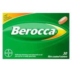 BEROCCA 30 TABLETS