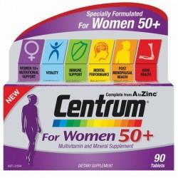 CENTRUM ADVANCE WOMEN 50+ 30TABLETS