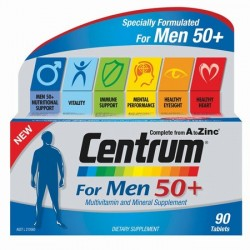 CENTRUM ADVANCE MEN 50+ 30 TABLETS