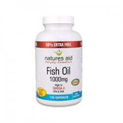 NATURES AID FISH OIL 1000MG 90 PLUS 45