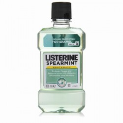 LISTERINE SPEARMINT 250ml
