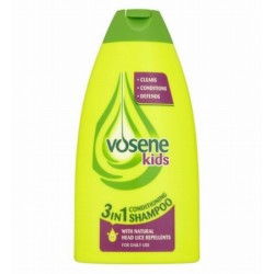 VOSENE KIDS SHAMPOO + HEAD LICE REPELENT
