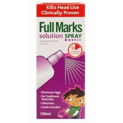 FULL MARKS SOLUTION SPRAY 150ML