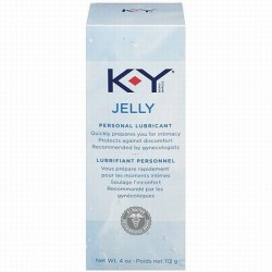 K-Y JELLY 42G sterile jelly