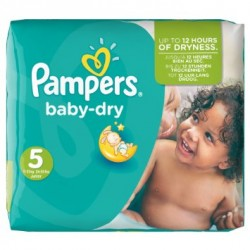 PAMPERS NO.5