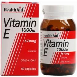 HEALTH AID VIT E 400IU CAPS 30 capsules 400iu vitamin E suppleme