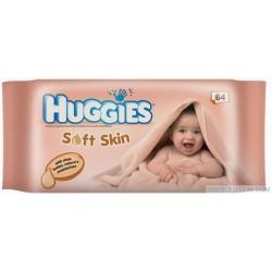 HUGGIES SOFT BABY WIPES