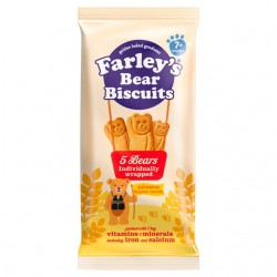 FARLEYS BEAR BISCUIT 75G bear biscuit
