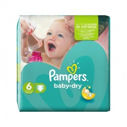 PAMPERS NO.6
