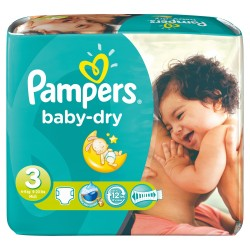 PAMPERS NO.3