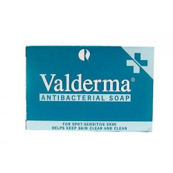 VALDERMA ANTIBACT SOAP 100G soap