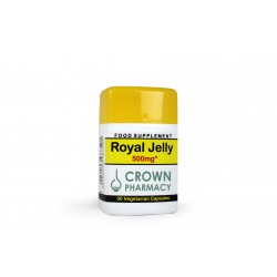 PHP ROYAL JELLY 500mg 30 Vegetarian capsules